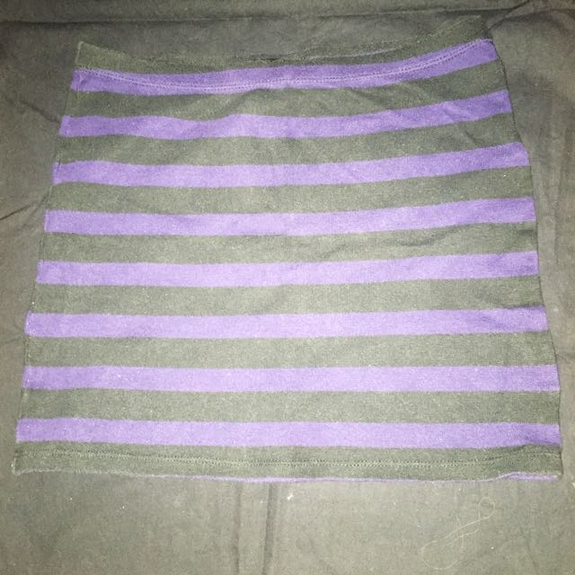 Forever 21 Stripes skirt #skirtsbelow300