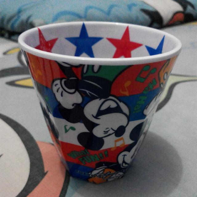 Gelas Mickey Tokyo Disney