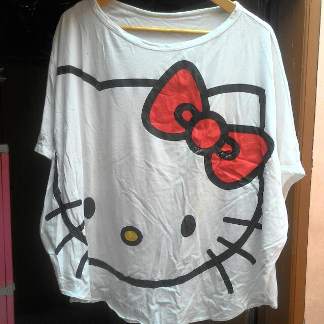Hello Kitty Loose Shirt