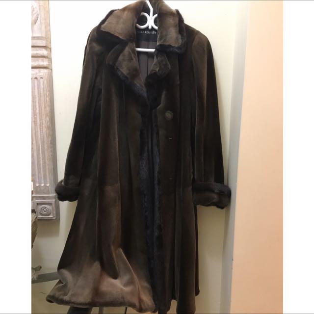 Holt Renfrew Long Coat