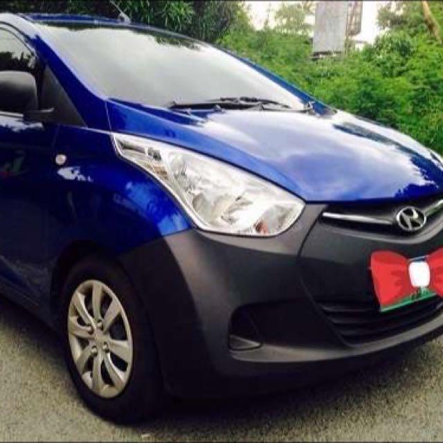 Hyundai Eon 2016 MT