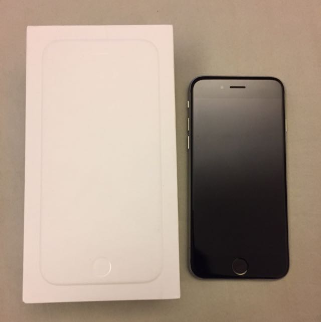 Iphone6 64g 太空灰