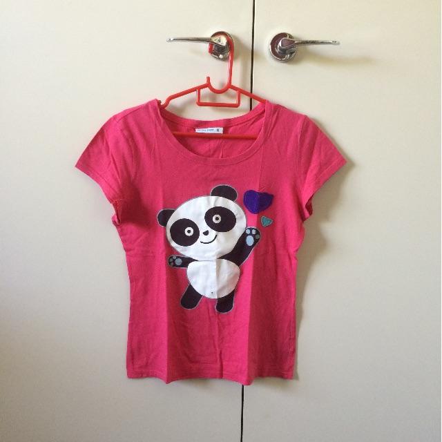 JayJays Panda printed t-shirt