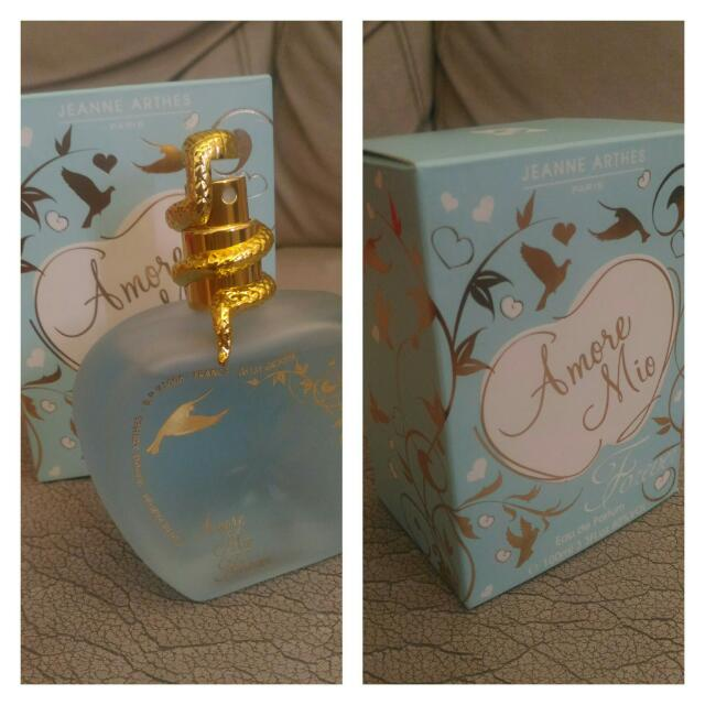 Jeanne Arthes Perfume (Original from Rustans)