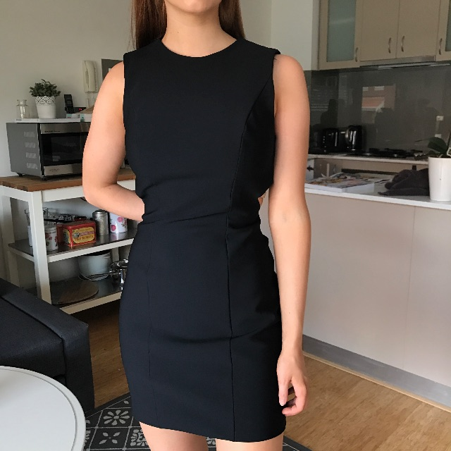Kookai 38 LBD (Little Black Dress)