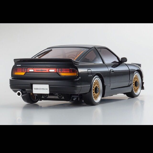 Kyosho Mini Z Rc Drift Kit For Home Nissan Nsx 180 Toys Games