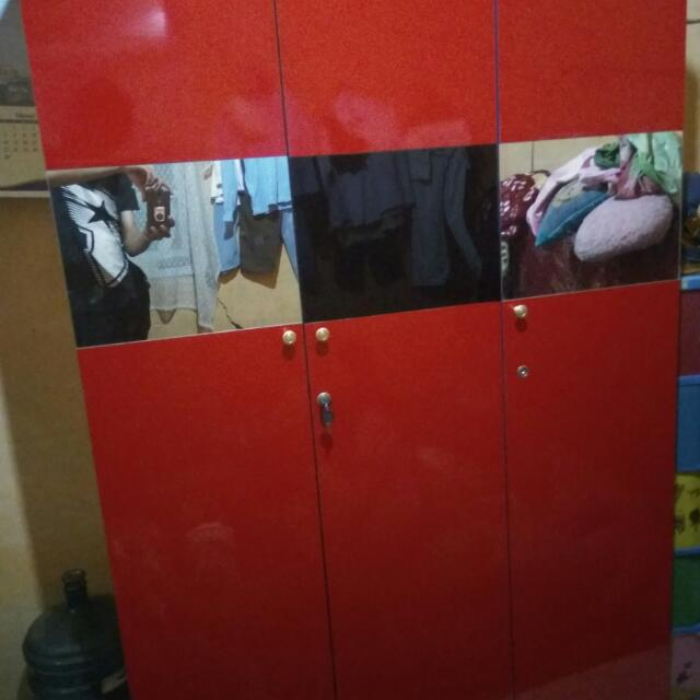 Lemari Kitchen Set Meja Tv Tempat Tidur Dll Home Furniture On