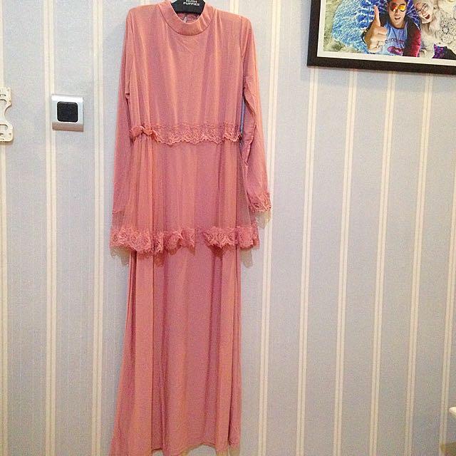 long dress moeslim