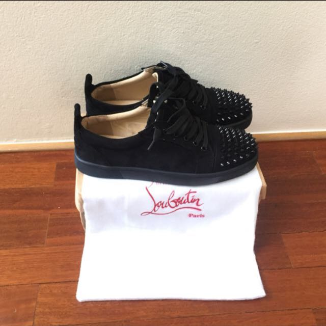 Louboutin Sneakers Replica