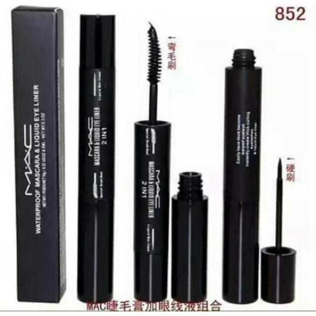 Mac 2n1 Mascara+eyeliner