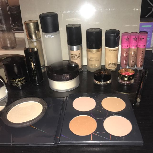 MAC, MORPHE, NAPOLEON, JEFFREE STAR, KYLIE, ZOEVA & more