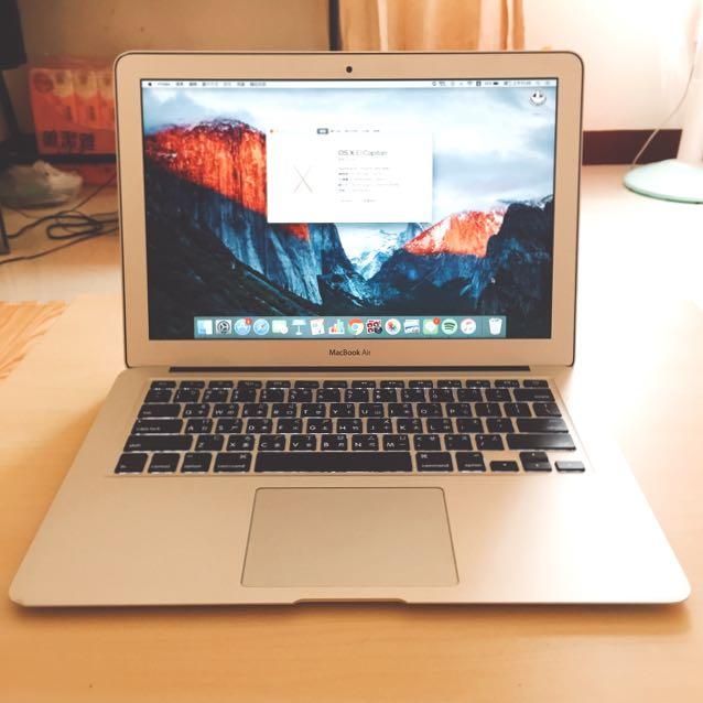 MacBook Air 13吋 128G 2012年中生產
