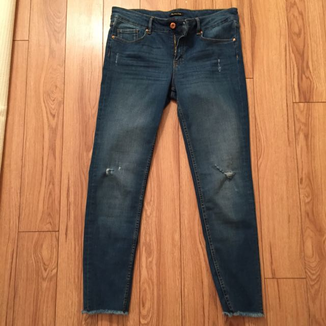 Massimo Dutti Skinny Jeans Size 8