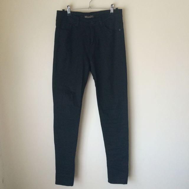 Maxim 'Black Skinny Jeans'