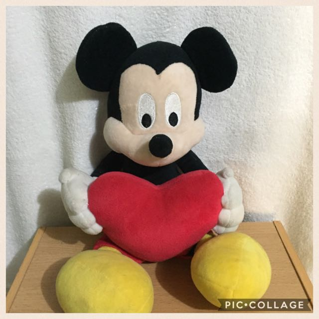 Mickey Mouse Stuff Toy