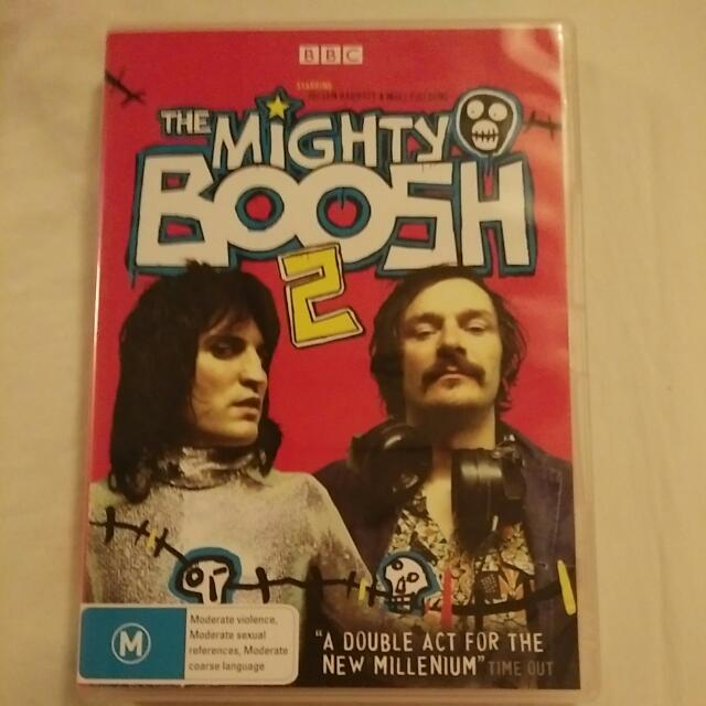 Mighty Boosh Season 2 DVD