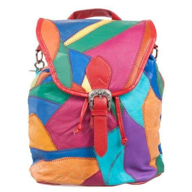 MINK PINK Colour Patch Backpack | RRP $70