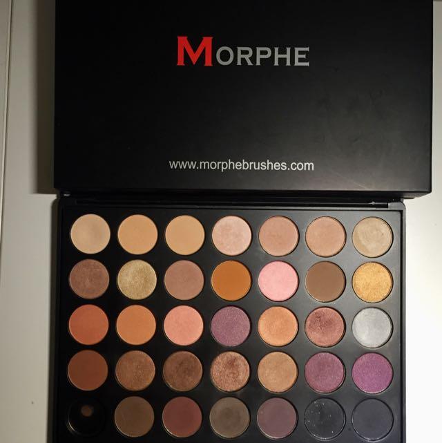 Morphe Eyeshadow 35W