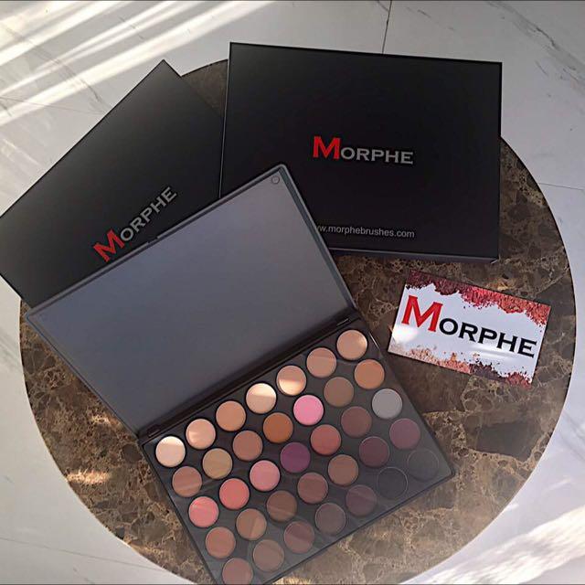 Morphe Pro Eye Makeup Palette