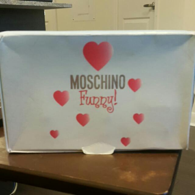 Moschino funny Mini Gift Set from Japan