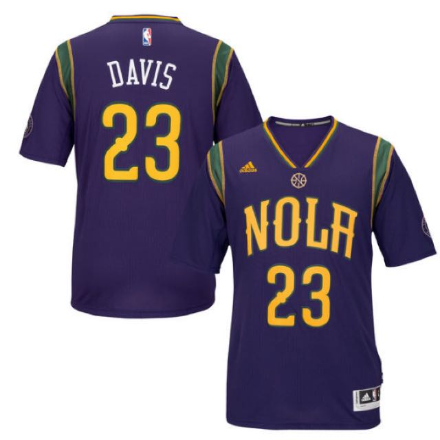 NBA球衣 Anthony Davis