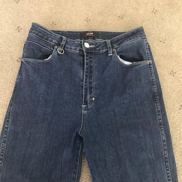 Neuw Blue Jeans
