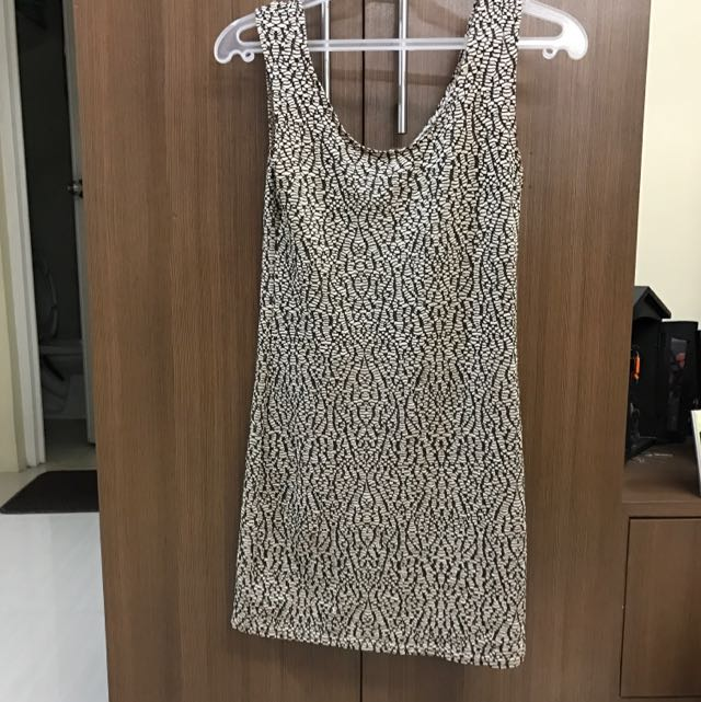 Nude dress - repriced!
