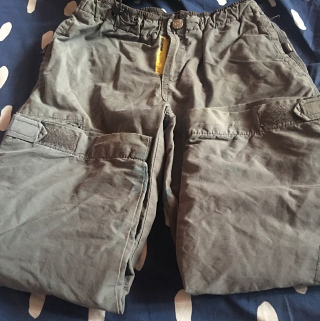 Original Lego Brand Cargo Pants For 3-5 y/o