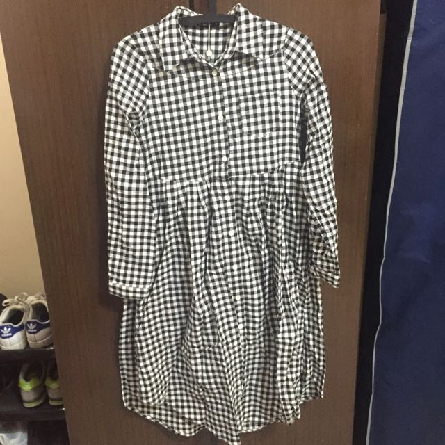 Pazzo格紋洋裝