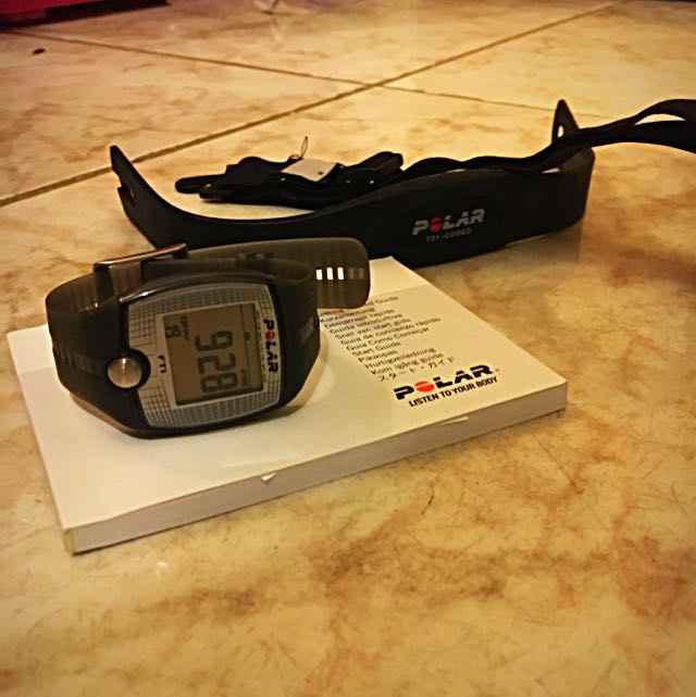 POLAR - FT 1 - Heart Rate Monitor