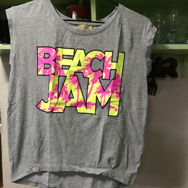 Pre-loved Bench Beach Bum Shirt