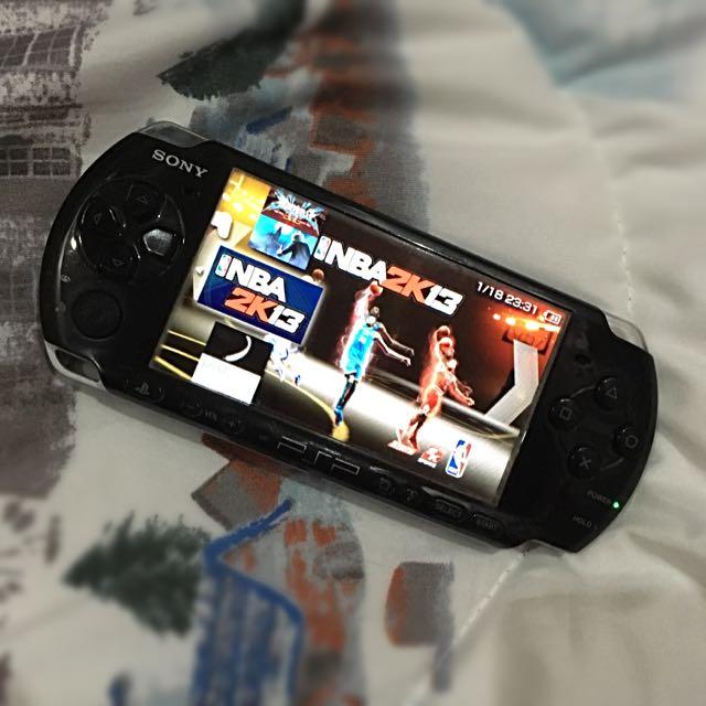 PSP-3006 (Piano Black)