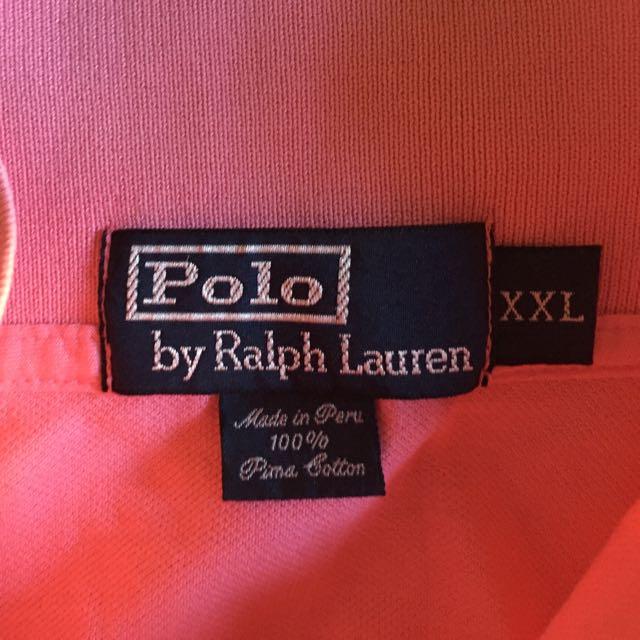 Ralph Lauren Polo XXL