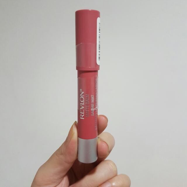 Lipstick Revlon Matte Balm No 205