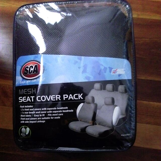 Seat Covers and Headrests