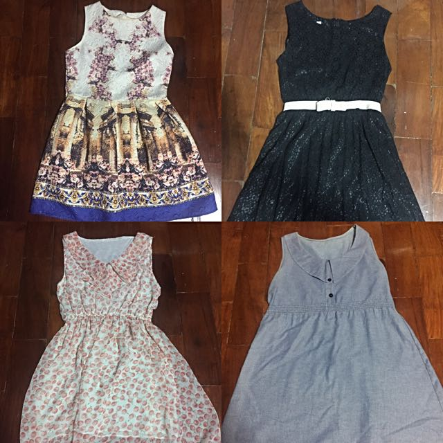 Set of Dresses