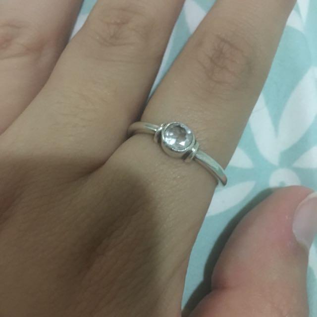 Silver Ishka Ring