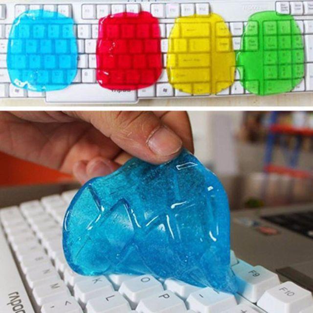 Super Clean Gel / Gel Pembersih Keyboard Monitor