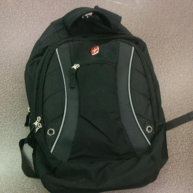 Swiss Gear Backpack.