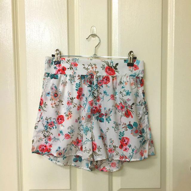 Terranova Highwaist Shorts