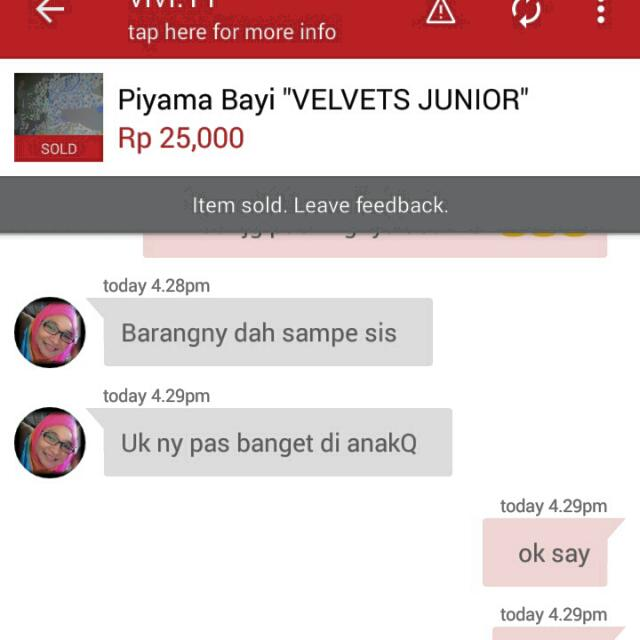 Testimoni skanopreloved 2017