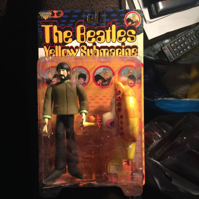 The Beatles Yellow Submarine Figure- George