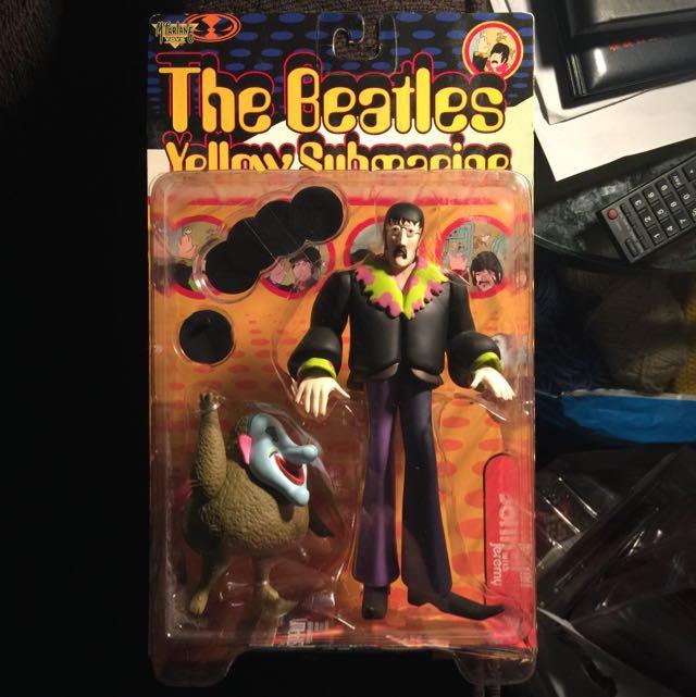 The Beatles Yellow Submarine Figure- John