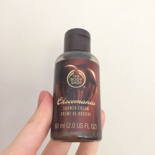 The Body Shop Chocomania Shower Cream
