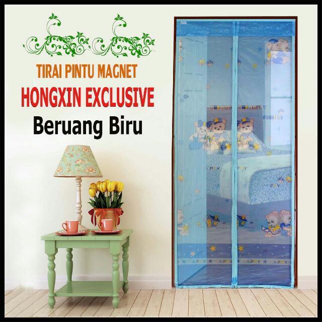 Tirai Pintu Magnet Hongxin Exclusive