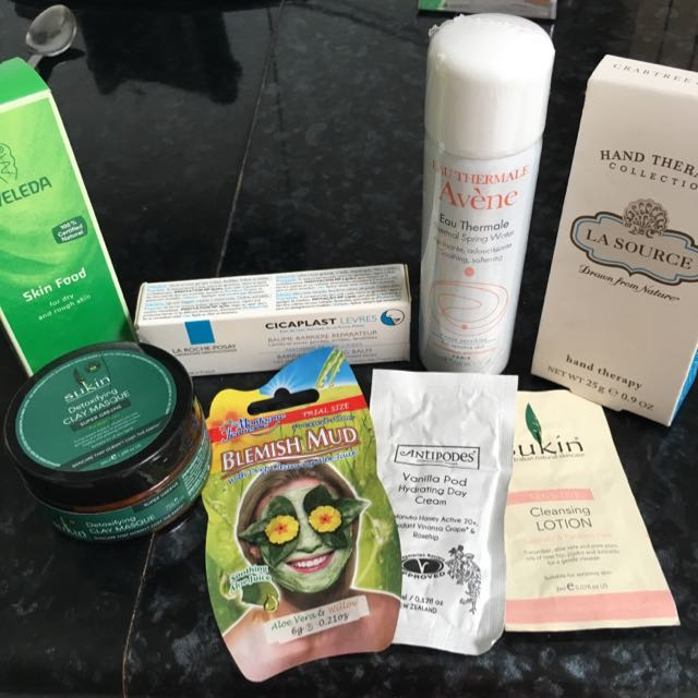 Travel Size Skincare Bundle