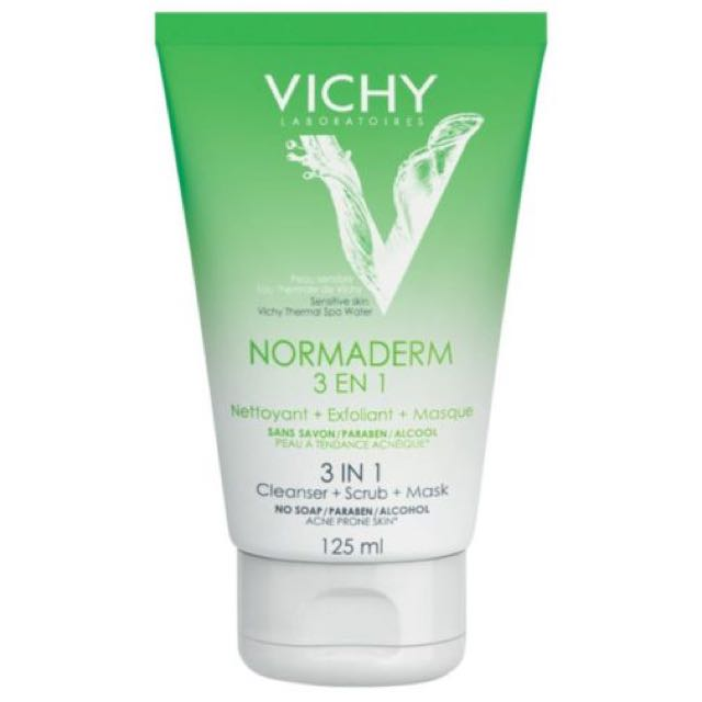 Vichy Normaderm Tri-Activ Mask