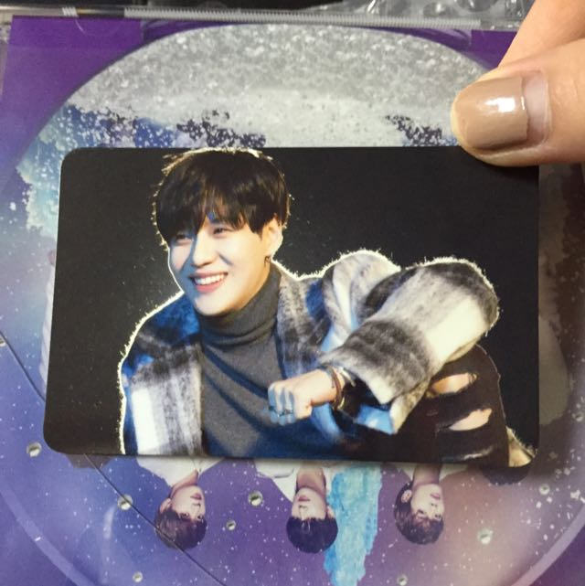 WTT: Taemin Winter Wonderland for Onew Photocard (Shinee)