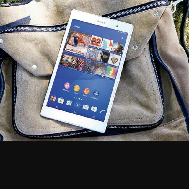 Xperia z3 tablet