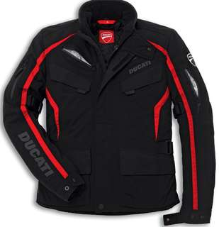 Ducati GIACCA Tour 14' Touring Jacket by REV'IT!